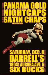Darrells*NIGHT CAPS Dec 8TH 2012