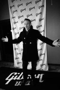 Gibson Party Dan