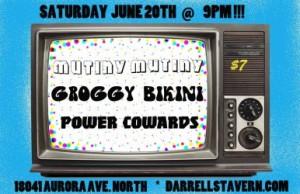 JUNE 20TH - GROGGY BIKINI