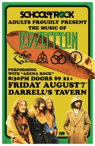 AUGUST 7TH - Led Zeppelin Adults