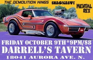 OCT. 9TH - DEMO KINGS T-1