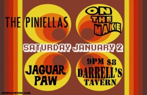 JAN 2ND - PINIELLAS