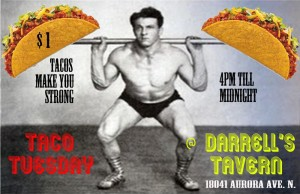 STRONG TACOS #1